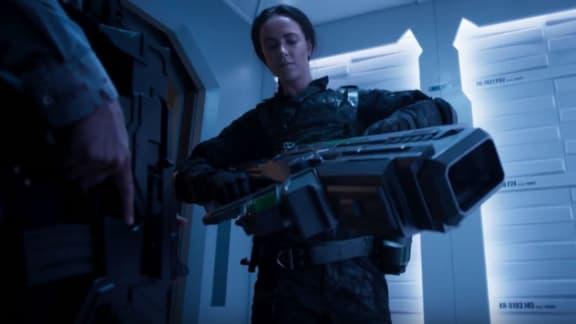 Nya Doom-filmen släpps direkt-till-video den 1 oktober, kolla in nya teasern