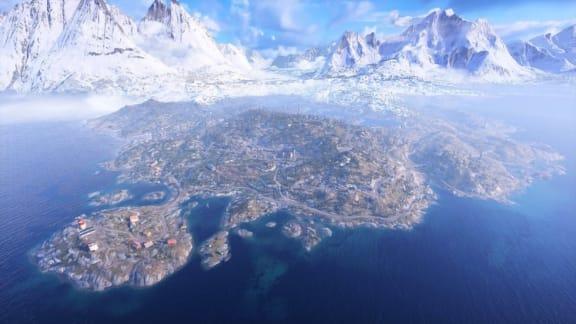 Kolla in de första spelsekvenserna från Battlefield V: Firestorm