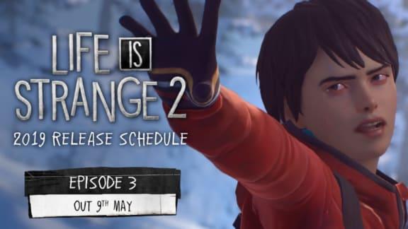 Life is Strange 2 fortsätter i maj, augusti och december