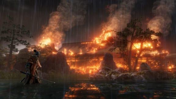 Sekiro: Shadows Die Twice lockar nästan 125,000 spelare samtidigt
