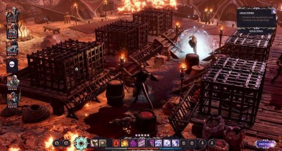 Divinity: Fallen Heroes har skjutits upp på obestämd tid