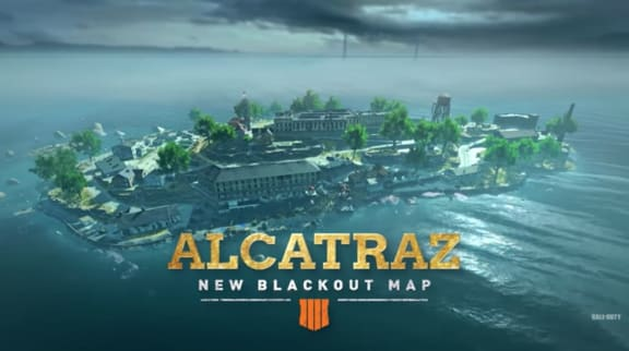 Call of Duty: Black Ops 4 kommer få en andra battle royale-karta baserad på Alcatraz