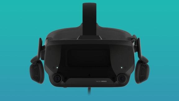Valves nya VR-headset heter Index, släpps i juni