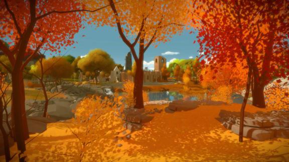 Epic Games Store skänker bort The Witness nu, följs upp av Transistor om 14 dagar