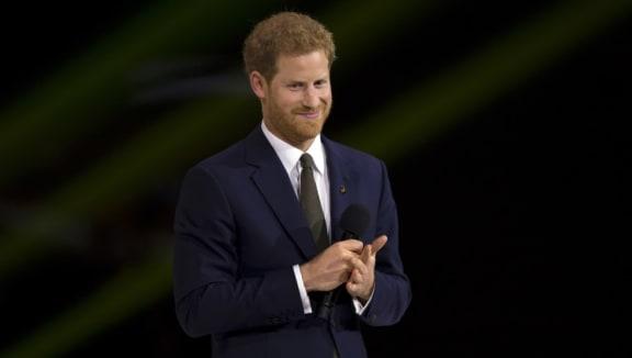 Prins Harry vill förbjuda Fortnite