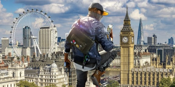 Watch Dogs 3 verkar utspela sig i London