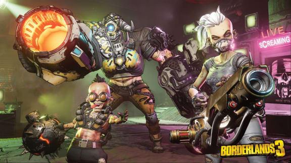 Varje spelare får sin egen loot i Borderlands 3