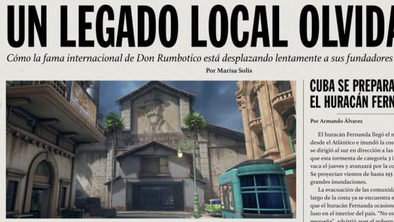 Blizzard antyder ny Overwatch-karta i Kuba