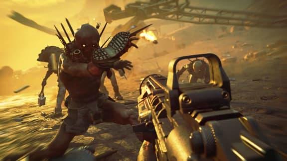Rage 2-expansionen Rise of the Ghosts släpps senare den här månaden