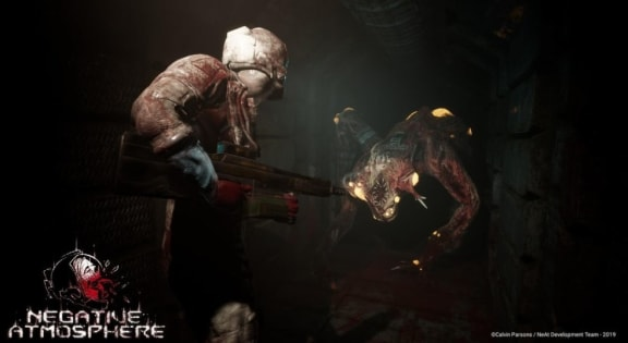Dead Space-doftande Negative Atmosphere har fått ny gameplay-teaser