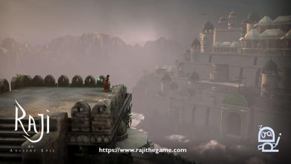 Prince of Persia-doftande Raji: An Ancient Epic visar upp sig!