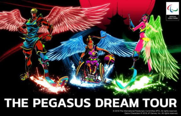 Final Fantasy XV-regissören gör paralympics-spelet The Pegasus Dream Tour