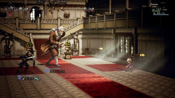 Officiellt: Octopath Traveler kommer till Steam, kolla in nya trailern!