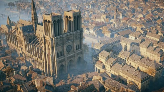 Ubisoft skänker bort Assassin's Creed Unity gratis via Uplay