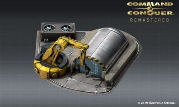 Command & Conquer Remastered visar livstecken med en första titt på byggnaderna