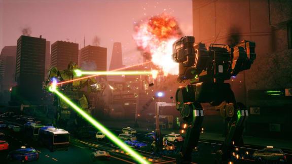 Nya Battletech-expansionen Urban Warfare släpps i sommar, kolla in trailern!