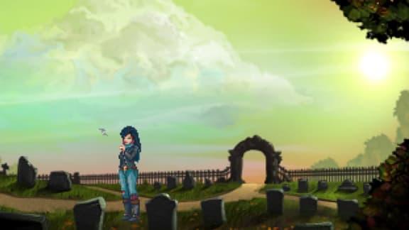Skynda! Svenska äventyrsspelet Kathy Rain skänks bort via Steam