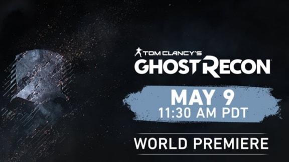 Ubisoft utlovar Ghost Recon-avslöjande på torsdag, kan vara ett helt nytt spel!