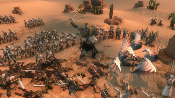 Age of Wonders 3 skänks bort via Steam, ger dig 10 procents rea för Age of Wonders: Planetfall