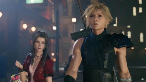 Trots förseningarna – Final Fantasy VII Remake delas fortfarande upp i episoder