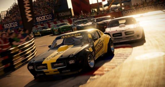 Codemasters-racern Grid försenas en månad, släpps numera i oktober