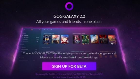 GOG Galaxy 2.0 ämnar låta dig samla alla dina spel på ett ställe, oavsett klient och plattform!