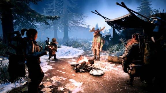 Mutant Year Zero: Road to Eden får expansion och spelbar älg