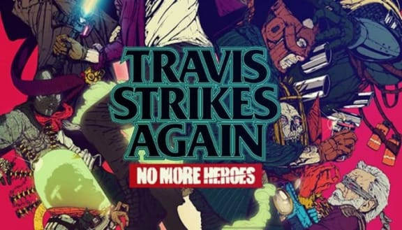 Travis Strikes Again: No More Heroes har fått spikat releasedatum, kolla in nya trailern!