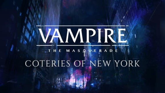 Mera Vampire: The Masquerade – Coteries of New York släpps i höst!