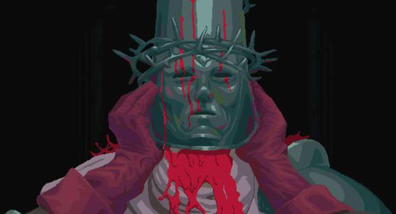 Brutala metroidvaniat Blasphemous fortsätter imponera i ny trailer och gameplay-demo
