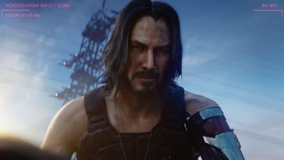 Cyberpunk 2077 bjuder in oss bakom kulisserna för E3-trailern