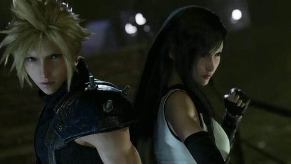 """Final Fantasy VII Remake har fått ny trailer, släpps """"först"""" till Playstation 4 nästa år"""