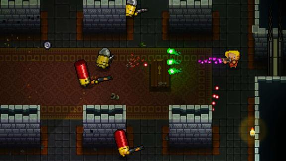 Enter the Gungeon skänks bort via Epic Games Store, nästa gratisspel är Rebel Galaxy