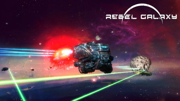 Rebel Galaxy skänks bort via Epic Games Store, nästa gratisspel blir Last Day of June