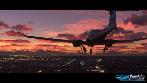 """Microsoft försäkrar: Flight Simulator blir en """"simulator"""", designas för pc:n"""
