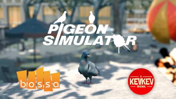 Surgeon Simulator-utvecklarnas nya är Pigeon Simulator, kolla in första trailern!