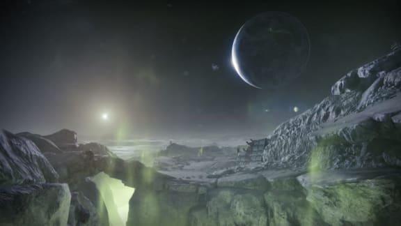 Destiny 2 återvänder till månen, kolla in trailern för nya expansionen Shadowkeep