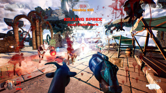 Goat of Duty skänks bort gratis fram tills den 31 mars