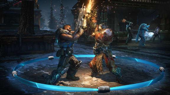 Gears 5:s multiplayer handlar fortfarande om hagelbössor, kolla in nya spelsekvenser!