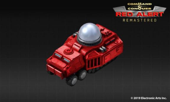 Här är vår första titt på Command & Conquer: Red Alert Remastered!