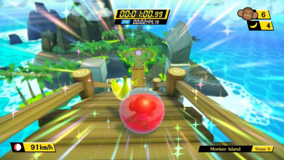 Super Monkey Ball: Banana Blitz HD har fått Steam-datum