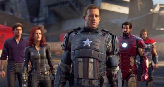 Läckt Avengers-video visar upp strider med Thor