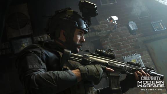 Call of Duty: Modern Warfares multiplayerdel är gratis att prova i helgen