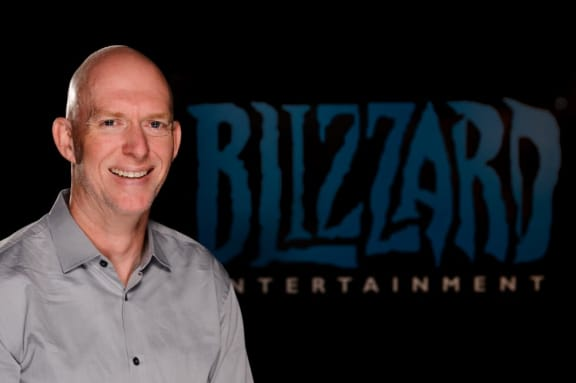 Blizzard-grundaren Frank Pearce går i pension
