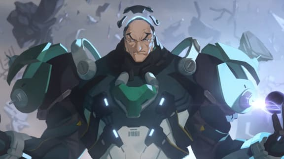 Nya Overwatch-hjälten Sigma är spelbar på testservrarna nu