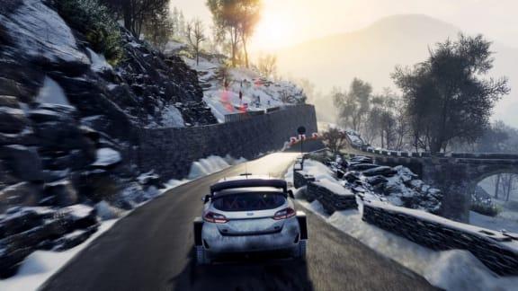 WRC 8 visar upp karriärläget i ny video