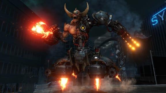 Doom Eternal har avslöjat den nya fienden Doom Hunter