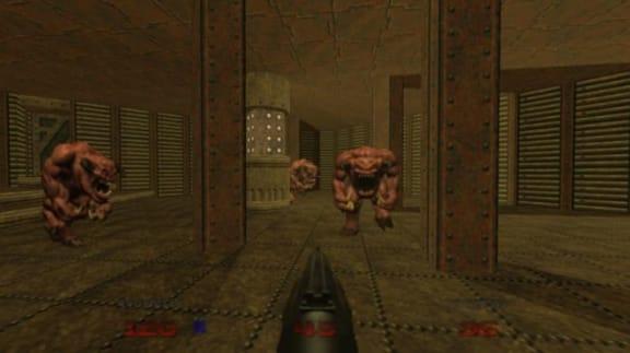 Här är annonseringstrailern för Doom 64