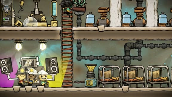 Oxygen Not Included har lämnat early access, kolla in lanseringstrailern!