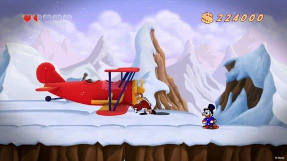 Ducktales: Remastered har återvänt till Steam